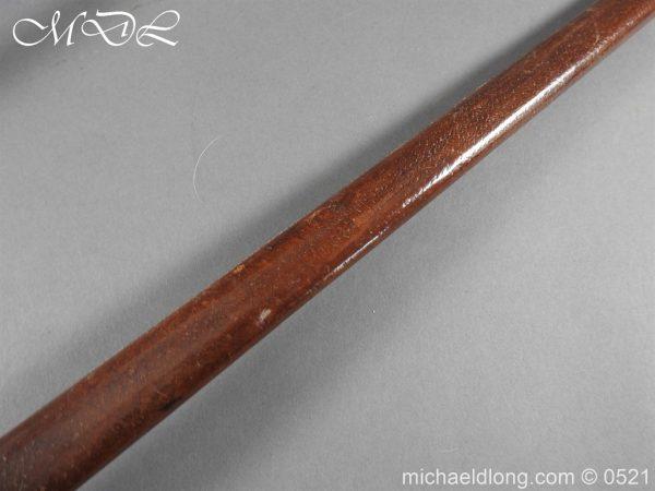 michaeldlong.com 18699 600x450 6th Dragoons Guards 1912 Pattern Cavalry Sword