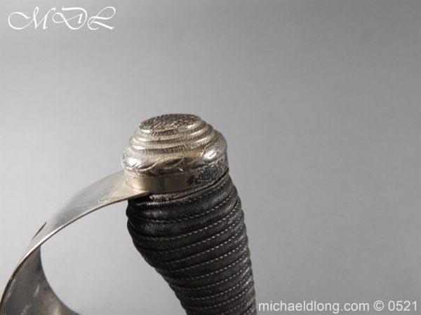 michaeldlong.com 18718 600x450 6th Dragoons Guards 1912 Pattern Cavalry Sword