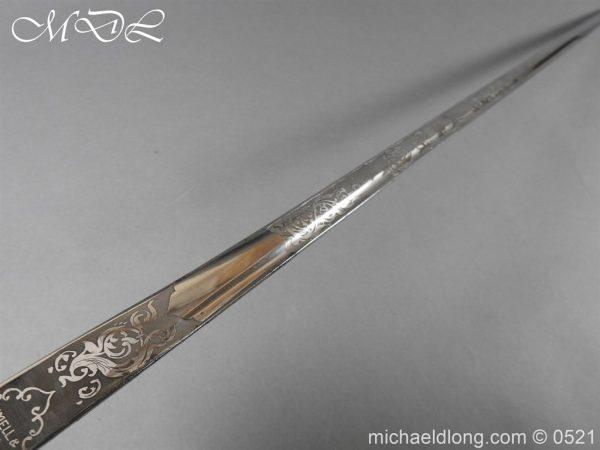 michaeldlong.com 18736 600x450 Montgomeryshire Yeomanry 1912 Presentation Sword