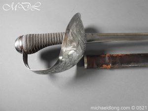 michaeldlong.com 18895 300x225 5th Royal Irish Lancers 1912 Pattern Sword