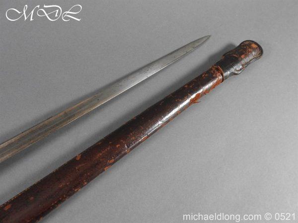 michaeldlong.com 18897 600x450 5th Royal Irish Lancers 1912 Pattern Sword