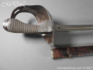 michaeldlong.com 18899 300x225 5th Royal Irish Lancers 1912 Pattern Sword