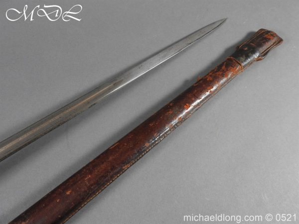 michaeldlong.com 18901 600x450 5th Royal Irish Lancers 1912 Pattern Sword