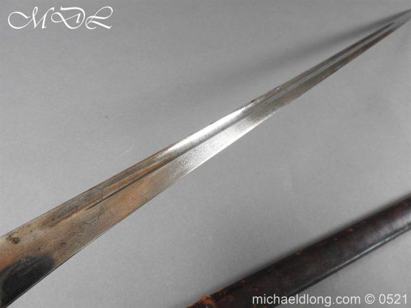 michaeldlong.com 18902 600x450 5th Royal Irish Lancers 1912 Pattern Sword