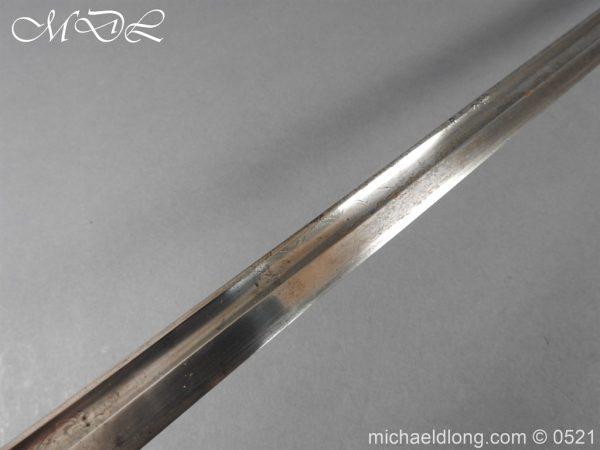 michaeldlong.com 18905 600x450 5th Royal Irish Lancers 1912 Pattern Sword