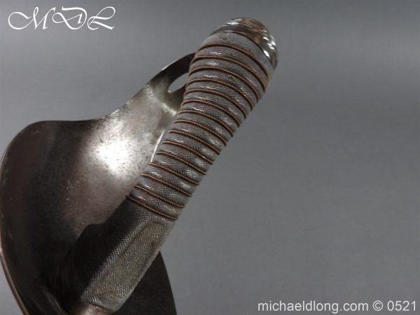 michaeldlong.com 18914 600x450 5th Royal Irish Lancers 1912 Pattern Sword