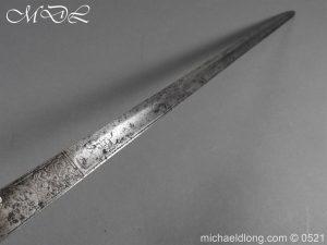 michaeldlong.com 18933 300x225 Flintlock 18th Century Sword Pistol By Van De Baize