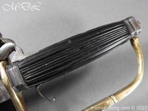 michaeldlong.com 18941 300x225 Flintlock 18th Century Sword Pistol By Van De Baize