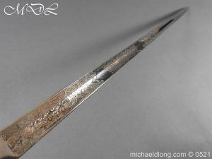 michaeldlong.com 18968 300x225 Prussian Blue and Gilt Officer's Sword