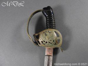 michaeldlong.com 18975 300x225 Prussian Blue and Gilt Officer's Sword