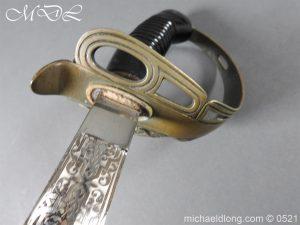 michaeldlong.com 18981 300x225 Prussian Blue and Gilt Officer's Sword