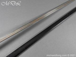 michaeldlong.com 19017 300x225 Prussian Wurttenburg 1889 Infantry Officer's Sword