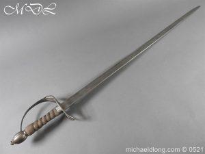 michaeldlong.com 19058 300x225 Light Dragoon Troopers Sword c 1760