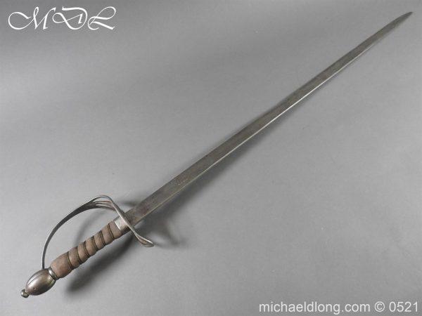 michaeldlong.com 19058 600x450 Light Dragoon Troopers Sword c 1760