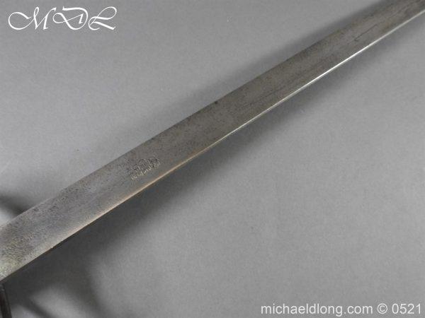 michaeldlong.com 19060 600x450 Light Dragoon Troopers Sword c 1760