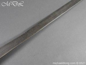 michaeldlong.com 19061 300x225 Light Dragoon Troopers Sword c 1760