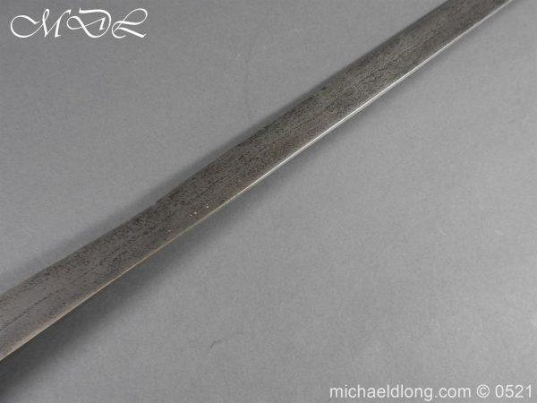 michaeldlong.com 19061 600x450 Light Dragoon Troopers Sword c 1760
