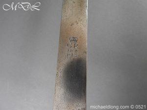 michaeldlong.com 19065 300x225 Light Dragoon Troopers Sword c 1760