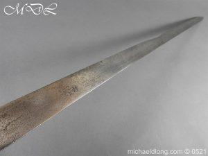 michaeldlong.com 19067 300x225 Light Dragoon Troopers Sword c 1760