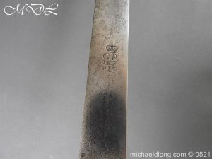 michaeldlong.com 19068 300x225 Light Dragoon Troopers Sword c 1760