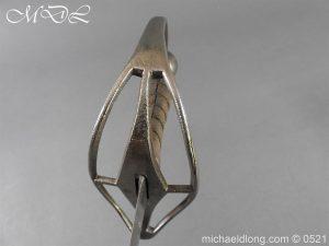 michaeldlong.com 19070 300x225 Light Dragoon Troopers Sword c 1760