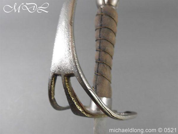 michaeldlong.com 19077 600x450 Light Dragoon Troopers Sword c 1760