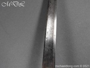 michaeldlong.com 19150 300x225 1796 Silver Hilt Renfrewshire Yeomanry Presentation Sword