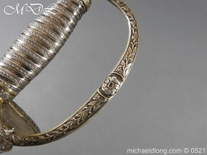michaeldlong.com 19161 300x225 1796 Silver Hilt Renfrewshire Yeomanry Presentation Sword
