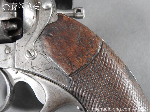 michaeldlong.com 19295 600x450 Kerrs Model 1862 Spanish Revolver