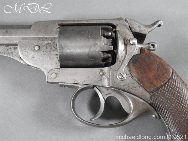 michaeldlong.com 19296 600x450 Kerrs Model 1862 Spanish Revolver