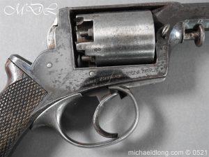 michaeldlong.com 19305 300x225 British Model 1851 Deane Adams Revolver .44 calibre