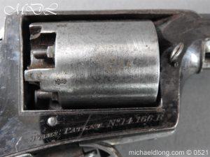 michaeldlong.com 19308 300x225 British Model 1851 Deane Adams Revolver .44 calibre