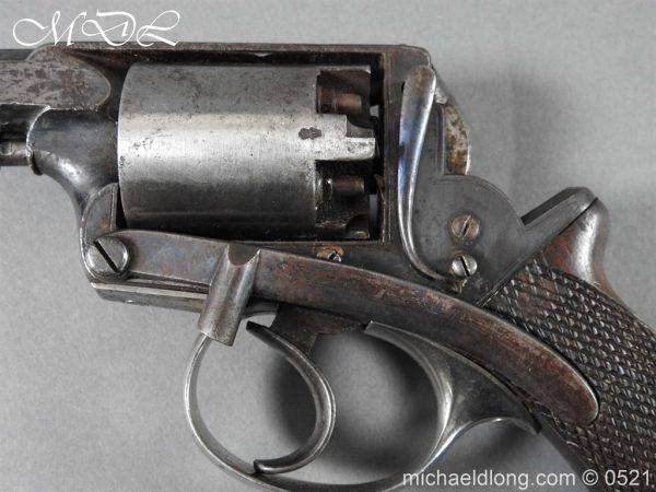 michaeldlong.com 19311 600x450 British Model 1851 Deane Adams Revolver .44 calibre