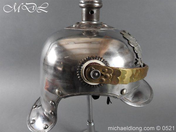 michaeldlong.com 19338 600x450 Prussian NCO Cuirassier Cavalry Helmet