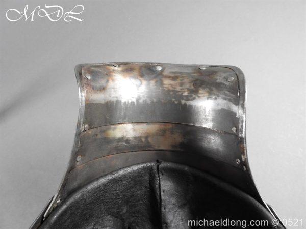 michaeldlong.com 19343 600x450 Prussian NCO Cuirassier Cavalry Helmet
