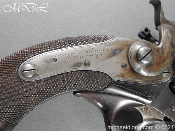 michaeldlong.com 19350 600x450 Kerr's Single Action 80 Bore Revolver
