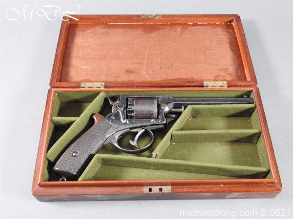 michaeldlong.com 19363 600x450 Tranter Patent 54 Bore Revolver