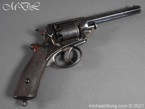 michaeldlong.com 19366 600x450 Tranter Patent 54 Bore Revolver