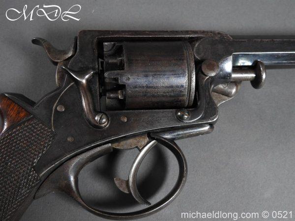 michaeldlong.com 19368 600x450 Tranter Patent 54 Bore Revolver