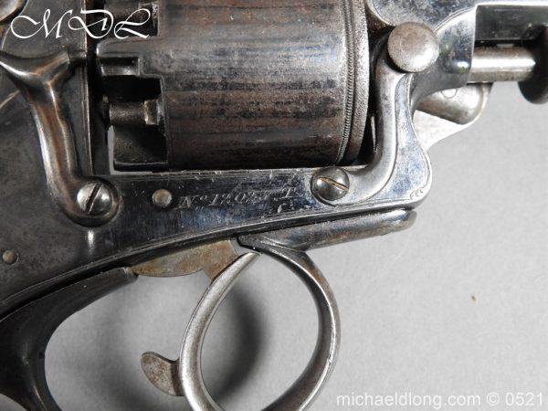 michaeldlong.com 19380 600x450 Tranter Patent 54 Bore Revolver
