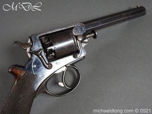 michaeldlong.com 19381 300x225 Tranter Patent 54 Bore Revolver