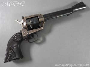 Colt New Frontier Deactivated .22 Revolver