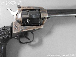 michaeldlong.com 19405 300x225 Colt New Frontier Deactivated .22 Revolver