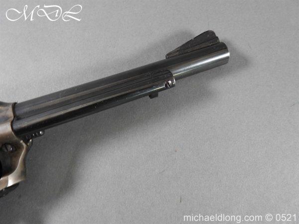 michaeldlong.com 19406 600x450 Colt New Frontier Deactivated .22 Revolver