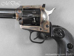 michaeldlong.com 19409 300x225 Colt New Frontier Deactivated .22 Revolver