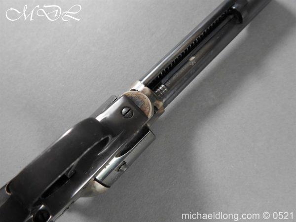 michaeldlong.com 19411 600x450 Colt New Frontier Deactivated .22 Revolver