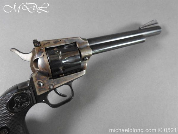michaeldlong.com 19412 600x450 Colt New Frontier Deactivated .22 Revolver
