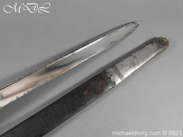 michaeldlong.com 19496 600x450 Highland Regiments 1857 Drummers Sword