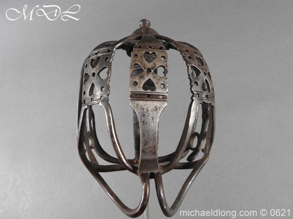 michaeldlong.com 19516 600x450 Highland Regiments 1857 Drummers Sword