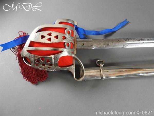 michaeldlong.com 19557 600x450 Gordon Highlanders Officer's Sword by Wilkinson Sword
